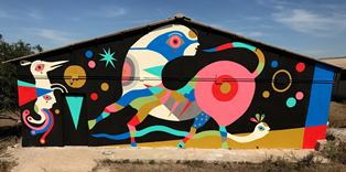 INWARD E GOOGLE ARTS & CULTURE PORTANO ONLINE LA STREET ART ITALIANA