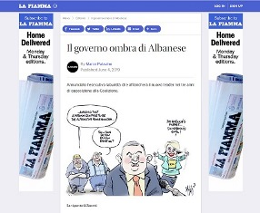 IL GOVERNO OMBRA DI ALBANESE – di Marco Patavino