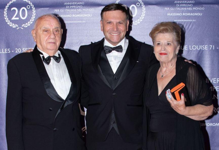MDL: le condoglianze per la scomparsa del padre del Presidente Romagnoli