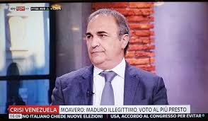 CRISI VENEZUELA: CALDISSIMO DIBATTITO TELEVISIVO TRA L'AMBASCIATORE DI MADURO E IL SOTTOSEGRETARIO MERLO
