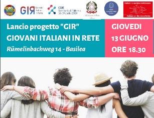 IL COMITES DI BASILEA LANCIA LA RETE DEI GIOVANI ITALIANI IN SVIZZERA