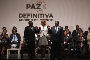 MOAVERO: MOZAMBICO AMICO E PARTNER DELL'ITALIA