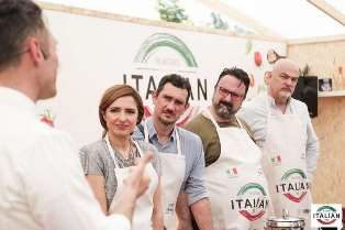 "SUCCESSO A MADRID PER ""THE AUTHENTIC ITALIAN TABLE"""