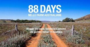 """""""88 GIORNI NELLE FARM AUSTRALIANE. UN MODERNO RITO DI PASSAGGIO"""": IL VOLUME DELLA MIGRANTES IN SENATO"""
