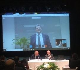 RIO DE JANEIRO: IL PRESIDENTE LEVY (BNDES) INCONTRA LE IMPRESE ITALIANE