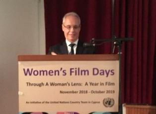 """L'8 MARZO A NICOSIA: L'ITALIA AL """"WOMEN'S FILM DAYS – THROUGH A WOMAN'S LENS"""""""