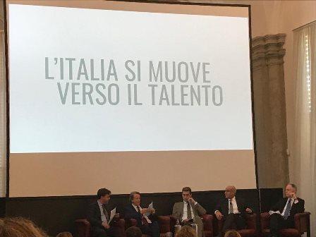 TALENTS IN MOTION: L'ITALIA CI PROVA