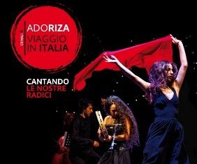 """""""VIAGGIO IN ITALIA CANTANDO LE NOSTRE RADICI"""": GLI ADORIZA VINCONO LA TARGA TENCO"""
