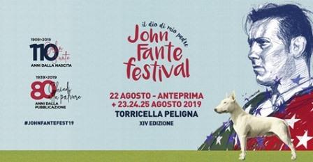 """""""IL DIO DI MIO PADRE"""": 14° JOHN FANTE FESTIVAL"""
