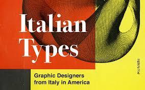 """""""ITALIAN TYPES"""": DESIGNER GRAFICI DALL"""