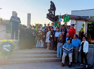 LA MARCA (PD) A TORONTO PER CELEBRARE LA GIORNATA NAZIONALE DEL SACRIFICIO DEL LAVORO ITALIANO NEL MONDO