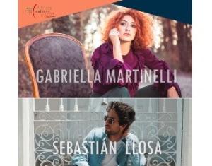 """ALL'IIC DI LIMA """"DIALOGO MUSICALE ITALIA-PERÙ"""" CON GABRIELLA MARTINELLI E SEBASTIÁN LLOSA"""