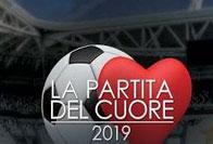 LA PARTITA DEL CUORE 2019 ANCHE SU RAI ITALIA