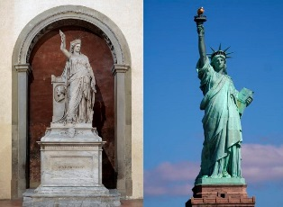 SISTERS IN LIBERTY FROM FLORENCE TO NEW YORK: IL PROGETTO ESPOSITIVO DOMANI A SANTA CROCE