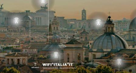 WI FI ITALIA: ARRIVA L'APP PER RESTARE CONNESSI