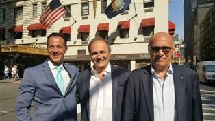 NORD E CENTRO AMERICA: MERLO CON UNA DELEGAZIONE MAIE A NEW YORK