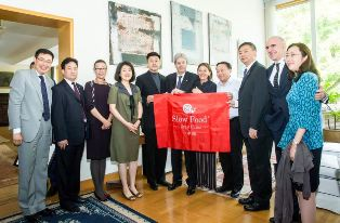 SLOW FOOD GREAT CHINA INCONTRA IL PREMIER GENTILONI