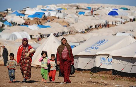 65,6 MILIONI DI PERSONE IN FUGA: IL GLOBAL TRENDS 2016 DELL'UNHCR