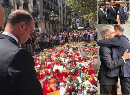 ALFANO: I TERRORISTI ATTACCANO LA NOSTRA LIBERTÀ