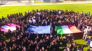 """CILE: LA SCUOLA ITALIANA """"ALCIDE DE GASPERI"""" DE LA SERENA INAUGURA UN MODERNO POLO DELLE SCIENZE AI FINI EDUCATIVI"""