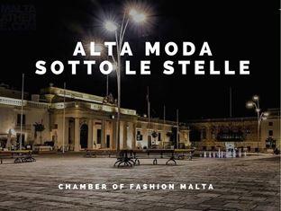 ALTA MODA SOTTO LE STELLE: RENATO BALESTRA A LA VALLETTA
