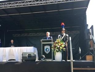IL SENATORE GIACOBBE (PD) ALLA FESTA DELLA REPUBBLICA ORGANIZZATA DAL MARCONI CLUB DI SYDNEY