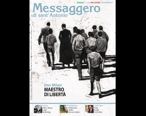 USCITO IL NUOVO NUMERO DEL MESSAGGERO DI SANT'ANTONIO PER L'ESTERO
