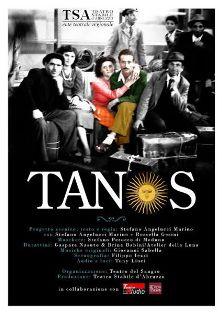 """TANOS"": IL TEATRO STABILE D"