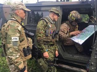 """EFP NATO: MILITARI ITALIANI ALLA ESERCITAZIONE """"NORTHERN FROG"""" IN ESTONIA"""
