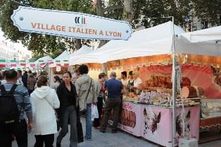 A LIONE 7° VILLAGGIO ITALIANO CON LA CCIL