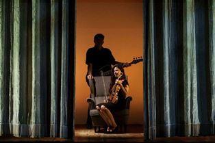 """""""INTERIORS"""": VALERIO CORZANI & ERICA SCHERL IN CONCERTO ALL'IIC DI MONACO"""