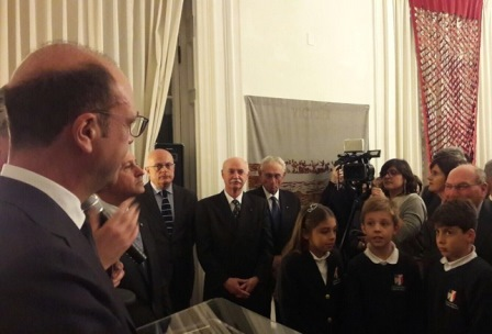 ALFANO INCONTRA LA COMUNITÀ ITALIANA A NEW YORK