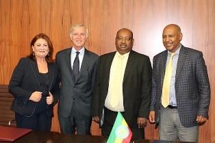 ETIOPIA: SIGLATA LA DICHIARAZIONE CONGIUNTA AICS – GOVERNO CHE DÀ IL VIA AL PROGRAMMA PAESE 2017-'19
