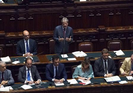 """GENTILONI: SIAMO DALLA PARTE DI CHI DICE """"PIÙ EUROPA"""""""