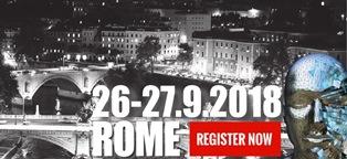 CYBERTECH EUROPE 2018: APPUNTAMENTO A ROMA IL 26 E 27 SETTEMBRE
