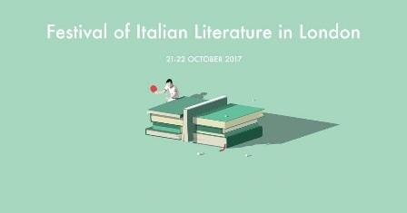 1° FESTIVAL DELLA LETTERATURA ITALIANA A LONDRA
