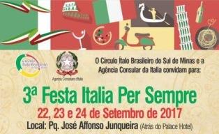BELO HORIZONTE: LA CONSOLE RUSSI ALLA 3° EDIZIONE DELLA FESTA ITALIANA DI POÇOS DE CALDAS