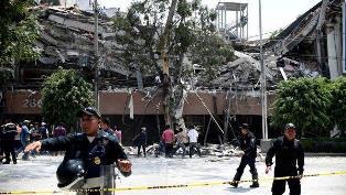 ALFANO: VIA LIBERA AD UN VOLO UMANITARIO CON 12 TONNELLATE DI AIUTI PER LA PROTEZIONE CIVILE MESSICANA
