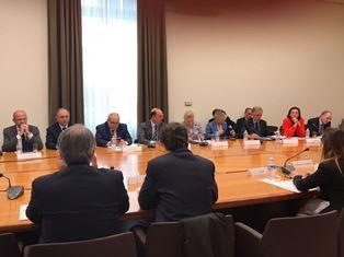 IL MINISTRO ALFANO INCONTRA LE ONG ITALIANE