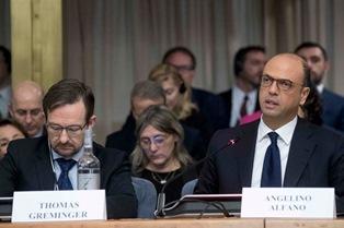ALFANO APRE LA CONFERENZA SULLA RESPONSABILITÀ DEGLI STATI OCSE NELLA LOTTA ALL'ANTI-SEMITISMO