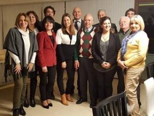 GIACOMINI (PLURITALIA): ITALIANO CURRICULARE IN ARGENTINA GRANDE SUCCESSO DELL´EnGIE E DEL CONSOLE FOTI
