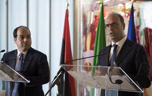IL MINISTRO ALFANO INCONTRA IL VICE PREMIER LIBICO MAITIG
