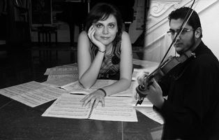 RECITAL PER VIOLINO E PIANOFORTE: INIZIA LA COLLABORAZIONE TRA L'IIC DI BRUXELLES E L'ACCADEMIA CHIGIANA DI SIENA