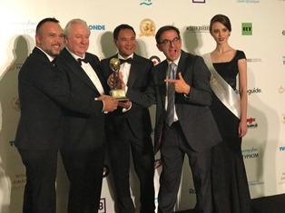 EUROFOODTRIP: L'EMILIA ROMAGNA PREMIATA AI WORLD TRAVEL AWARDS 2017