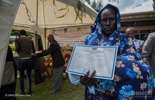 UNHCR: PER LA PRIMA VOLTA L'ETIOPIA ISCRIVE I RIFUGIATI NEI REGISTRI CIVILI