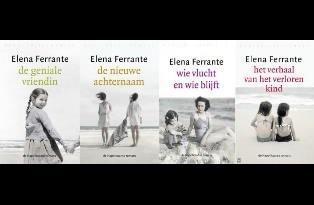 """""""INCONTRI LETTERARI"""" ALL'IIC DI COLONIA CON ELENA FERRANTE"""
