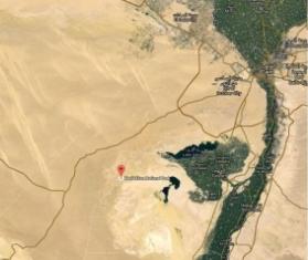 GRAZIE A CNR E ASI RIVIVE IN EGITTO IL CANALE DEI FARAONI