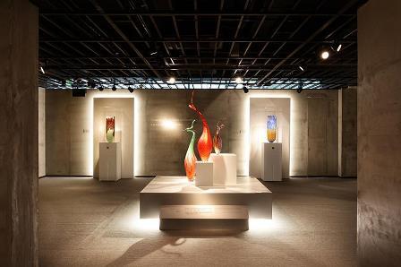 L'ARTE DEL VETRO DI LINO TAGLIAPIETRA A SHANGHAI