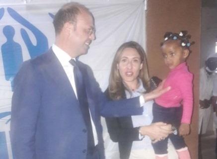 IL MINISTRO ALFANO IN NIGER