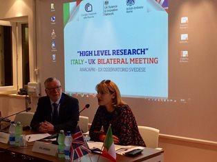 OLTRE LA BREXIT: SFIDE E OPPORTUNITÀ PER LA RICERCA SCIENTIFICA TRA ITALIA E REGNO UNITO